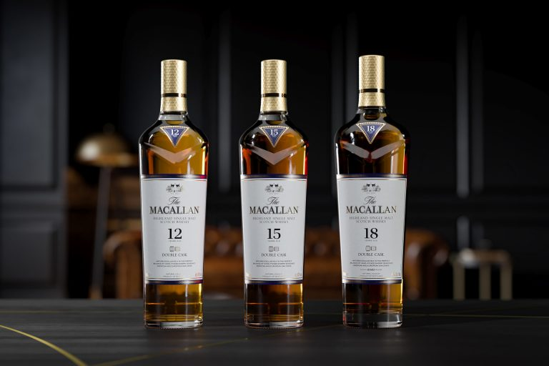The Macallan Doubles Down On Their Double Cask Collection