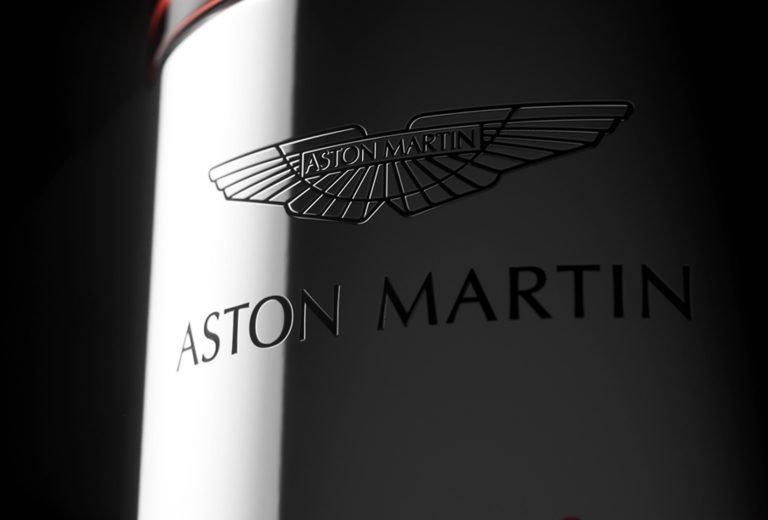Rare Chance To Own The Black Bowmore Aston Martin