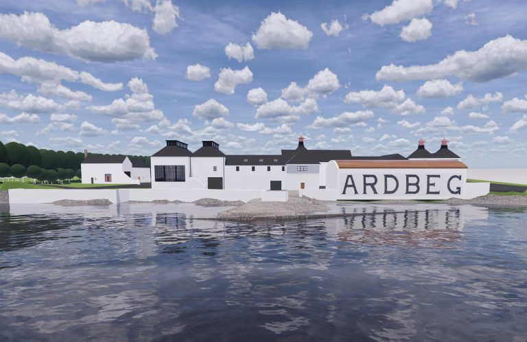 New stillhouse at Ardbeg is awash with whisky tradition