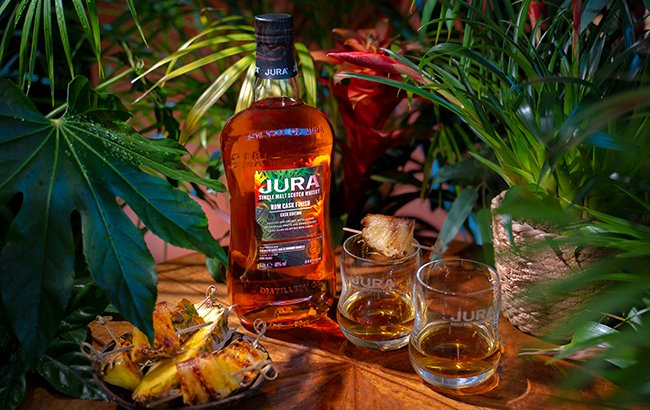 Jura creates Rum Cask Finish whisky