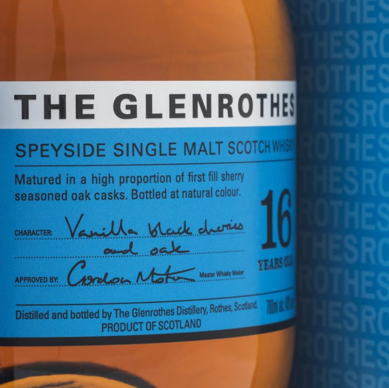 The Glenrothes Aqua Collection: Tasting the 16 Years Old single malt Scotch whisky