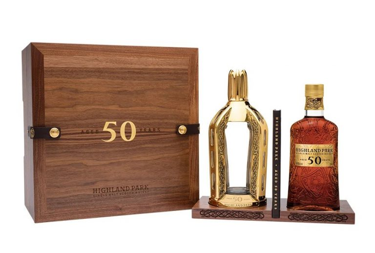 Highland Park's New 50-Year-Old Scotch is $30000 a Bottle