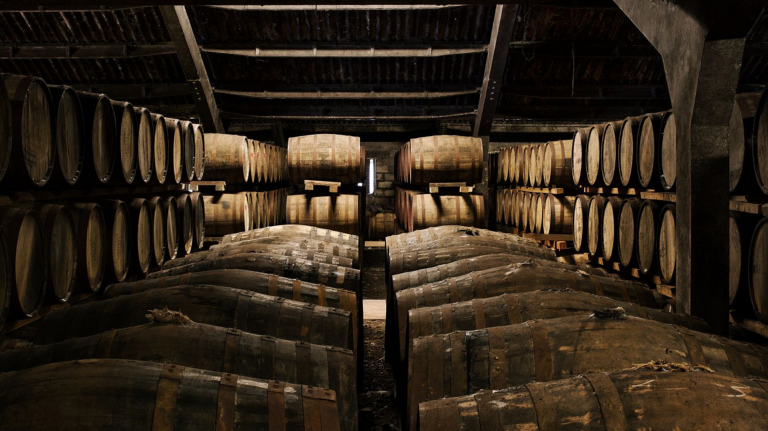 A closer look at:  The Dalmore Distillery