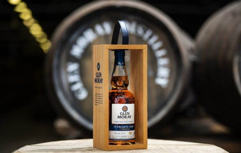 Glen Moray's exclusive Private Cask Collection