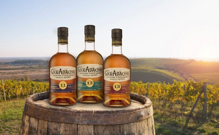 GlenAllachie Wine Cask Series starts with three editions