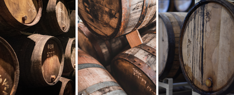Behind the wood used in cask maturation