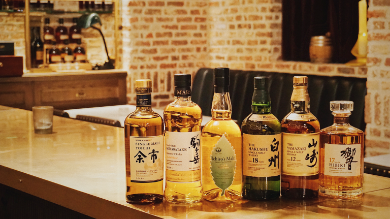 Discover Japanese Whisky